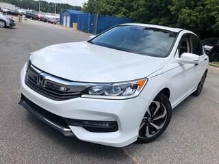 2017 Honda Accord EX-L Sedan Automatic