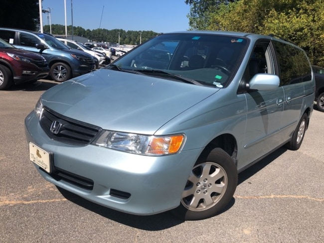 Used 2002 Honda Odyssey 5dr EX Van 5 speed automatic For Sale in Chamblee, GA