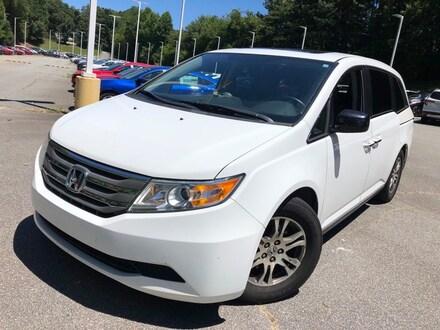 2013 Honda Odyssey EX-L Van Passenger Van 5 speed automatic