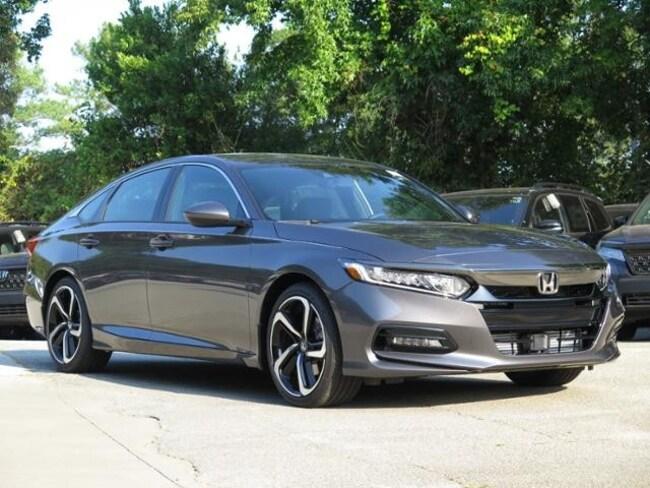 New 2020 Honda Accord Sport 1.5T Sedan For Sale in Atlanta
