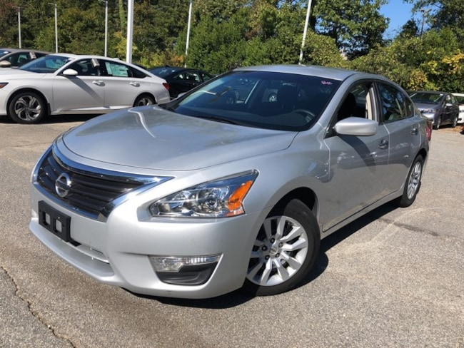Used 2015 Nissan Altima 4dr Sdn I4 2.5 S Sedan Automatic For Sale in Chamblee, GA