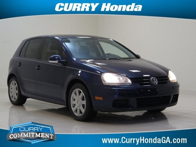 Used 2007 Volkswagen Rabbit 4dr HB Auto Hatchback Automatic For Sale in Chamblee, GA