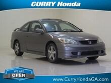 2004 Honda Civic 2dr Cpe EX Auto Coupe