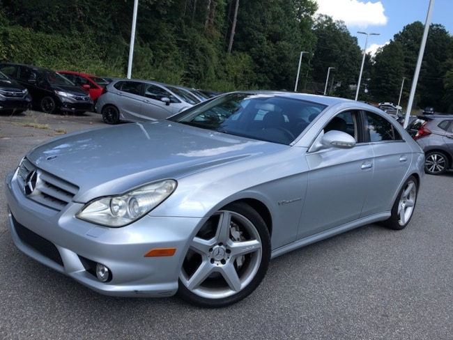 Used 2006 Mercedes-Benz CLS-Class AMG Sedan Automatic For Sale in Chamblee, GA