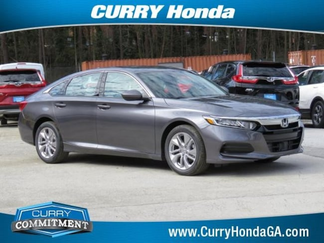 New 2019 Honda Accord LX Sedan For Sale in Atlanta