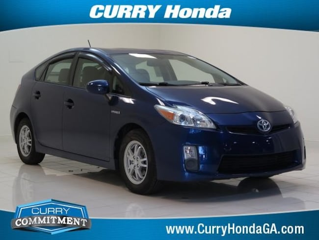 Used 2011 Toyota Prius II Hatchback Automatic For Sale in Chamblee, GA
