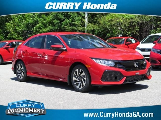 New 2019 Honda Civic LX Hatchback For Sale in Atlanta
