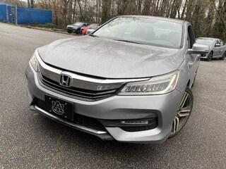 2016 Honda Accord 4dr V6 Auto Touring Sedan Automatic