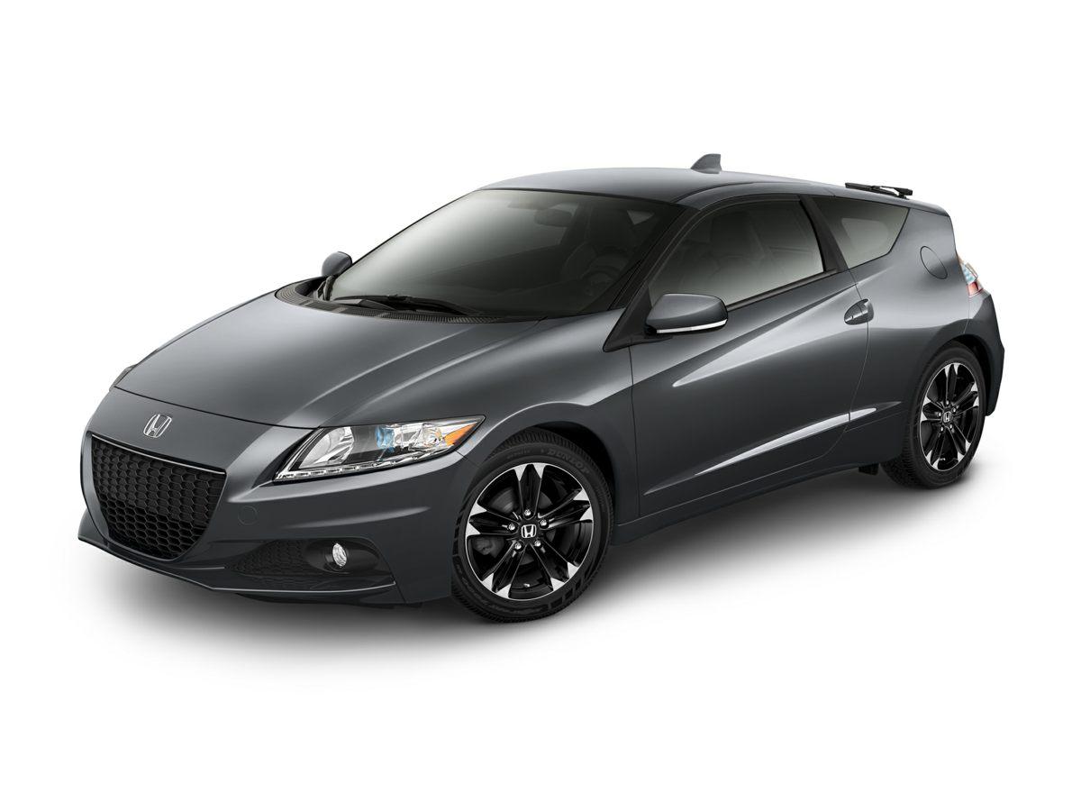 2015 Honda CR-Z EX Coupe