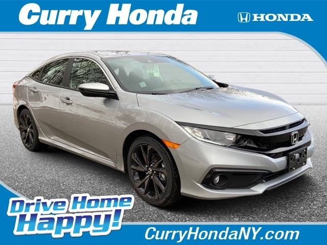 New 2019 Honda Civic For Sale At Curry Automotive Vin