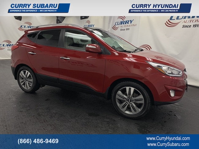 2014 Hyundai Tucson Limited AWD  Limited PZEV