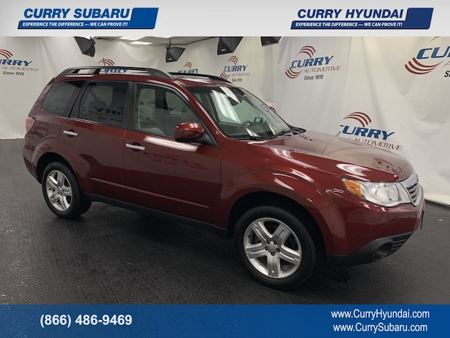 2010 Subaru Forester 2.5X Limited Auto 2.5X Limited PZEV