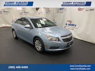 2011 Chevrolet Cruze LT with 1LT Sedan