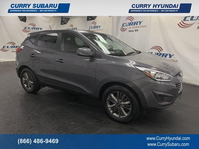2014 Hyundai Tucson GLS AWD  GLS