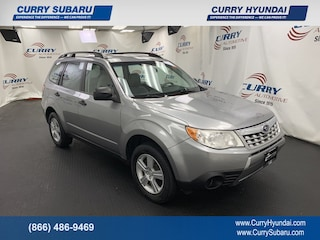 2011 Subaru Forester 2.5X Auto 2.5X w/Alloy Wheel Value Pkg