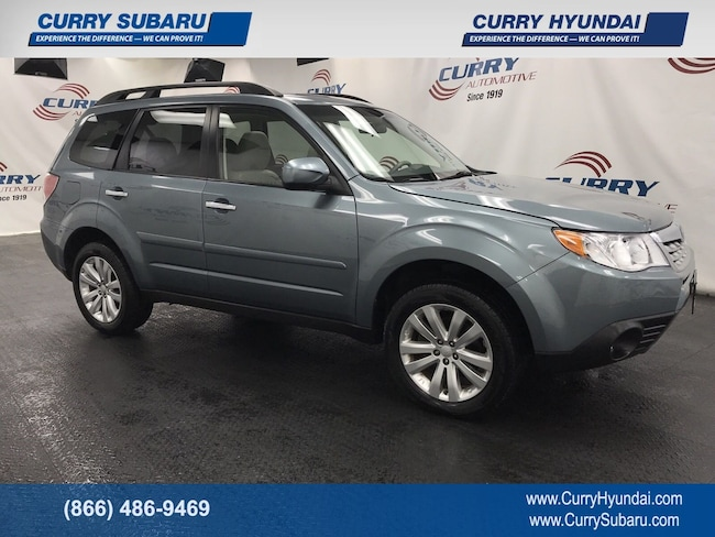 2013 Subaru Forester 2.5X Limited Auto 2.5X Limited