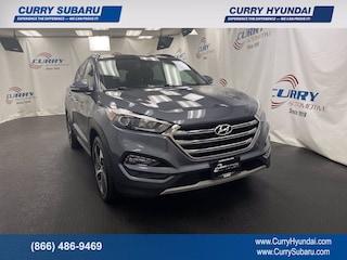 2017 Hyundai Tucson Limited Limited AWD