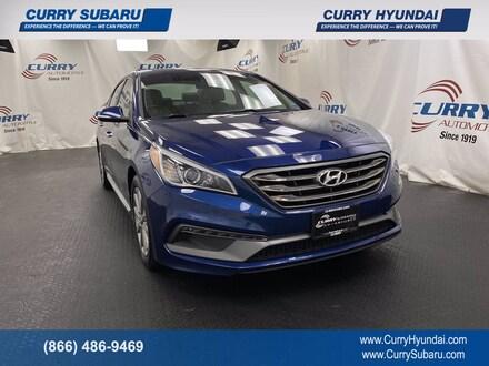 2017 Hyundai Sonata Limited Limited 2.4L PZEV