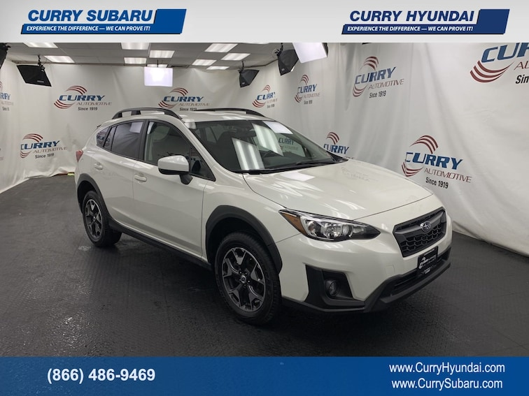 Used 2018 Subaru Crosstrek Premium SUV For Sale in Cortlandt Manor, NY