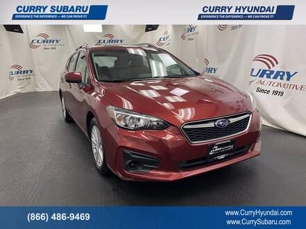 2018 Subaru Impreza Premium 5-door