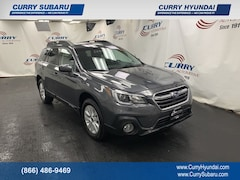 Certified Pre-Owned 2018 Subaru Outback Premium SUV 55928ST in Cortlandt Manor, NY