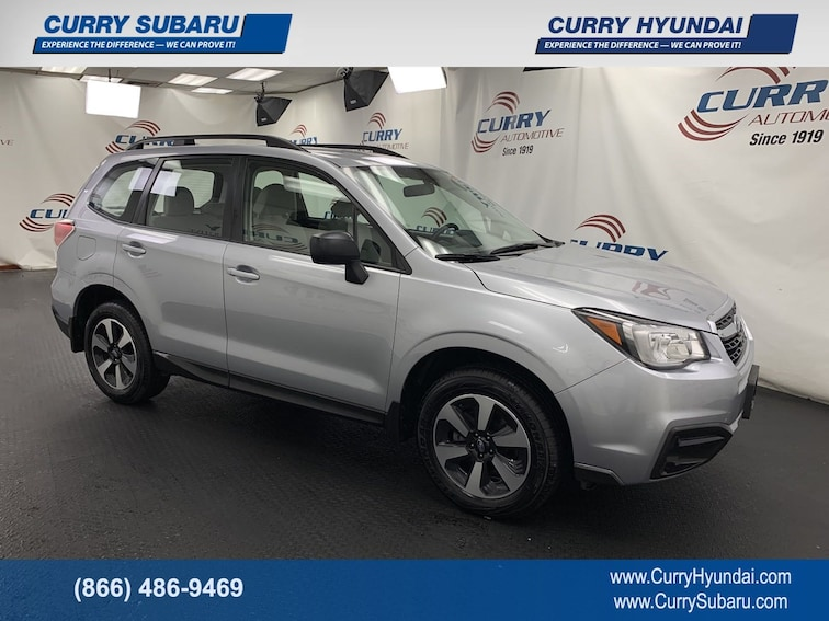 Certified Pre-Owned 2018 Subaru Forester SUV In Cortlandt Manor, NY