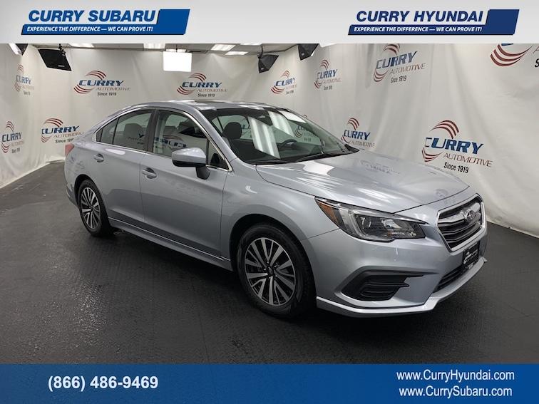 Used 2018 Subaru Legacy Premium Sedan For Sale in Cortlandt Manor, NY