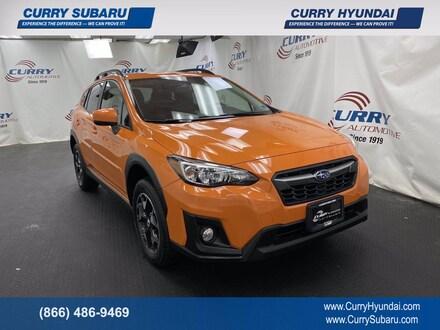 Featured used  2018 Subaru Crosstrek Premium SUV for sale in Cortlandt Manor, NY