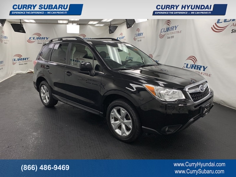 Used 2016 Subaru Forester 2.5i Limited SUV For Sale in Cortlandt Manor, NY