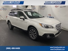 Certified Pre-Owned 2017 Subaru Outback Limited SUV 55180ST in Cortlandt Manor, NY