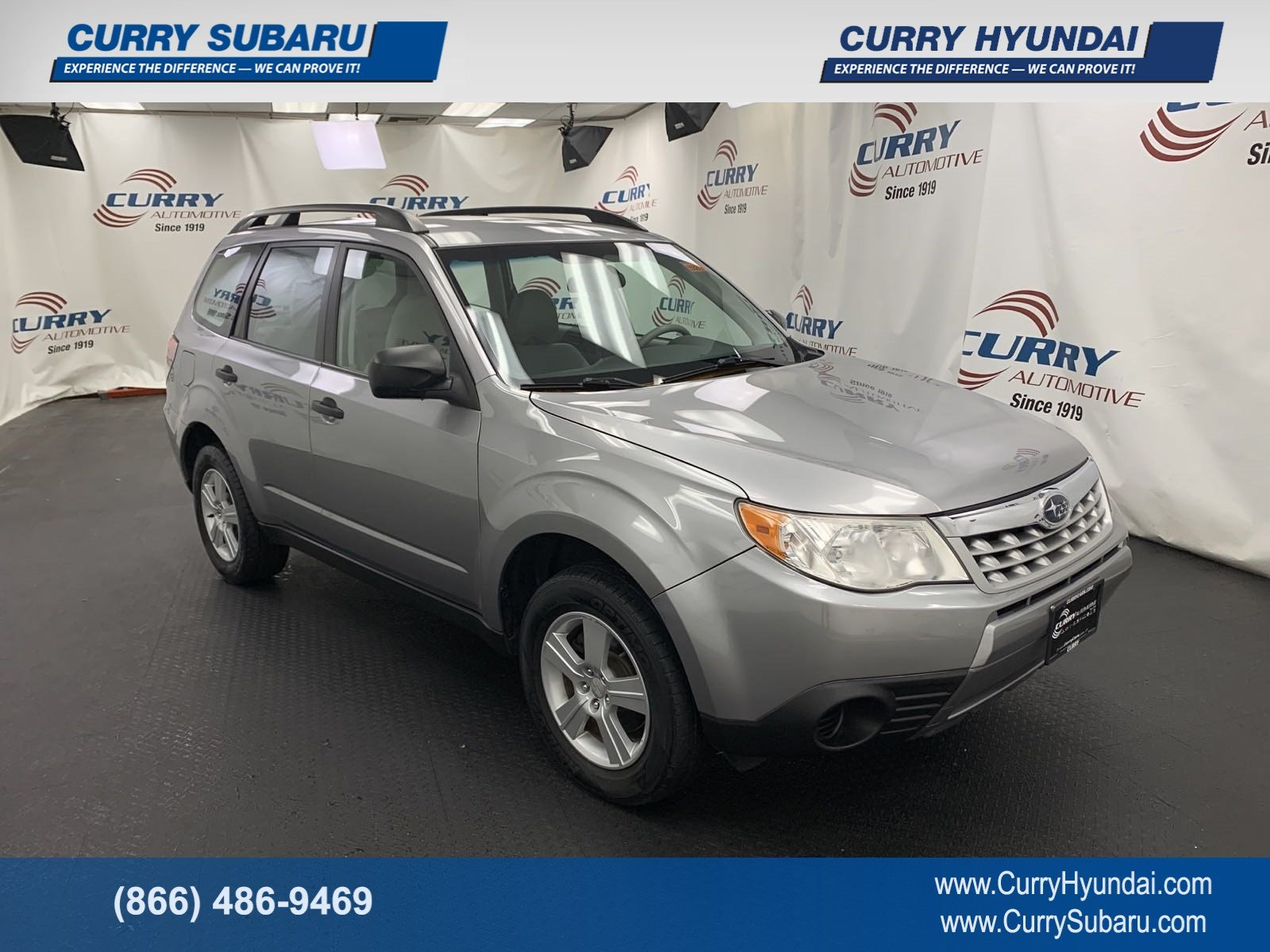 Featured used  2011 Subaru Forester 2.5X SUV for sale in Cortlandt Manor, NY