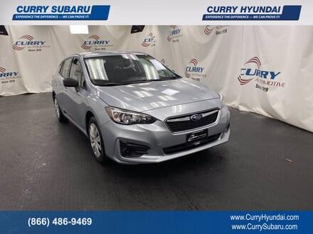 Featured used  2017 Subaru Impreza 5-door for sale in Cortlandt Manor, NY