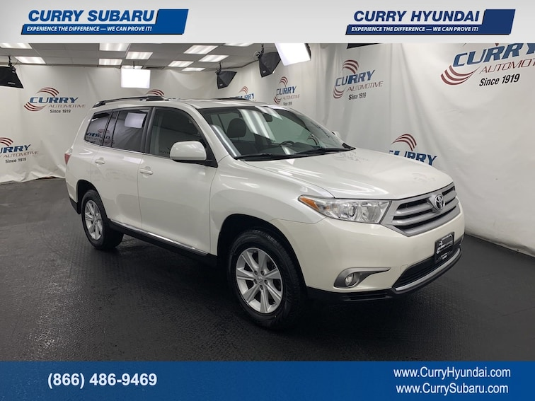 2013 Toyota Highlander For Sale >> Used 2013 Toyota Highlander Suv For Sale In Cortlandt Manor Ny Near Peekskill Mahopac Croton On Hudson Yorktown Heights Ny