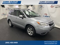 Used bargain 2014 Subaru Forester 2.5i Touring SUV 55582ST for sale in Cortlandt Manor, NY