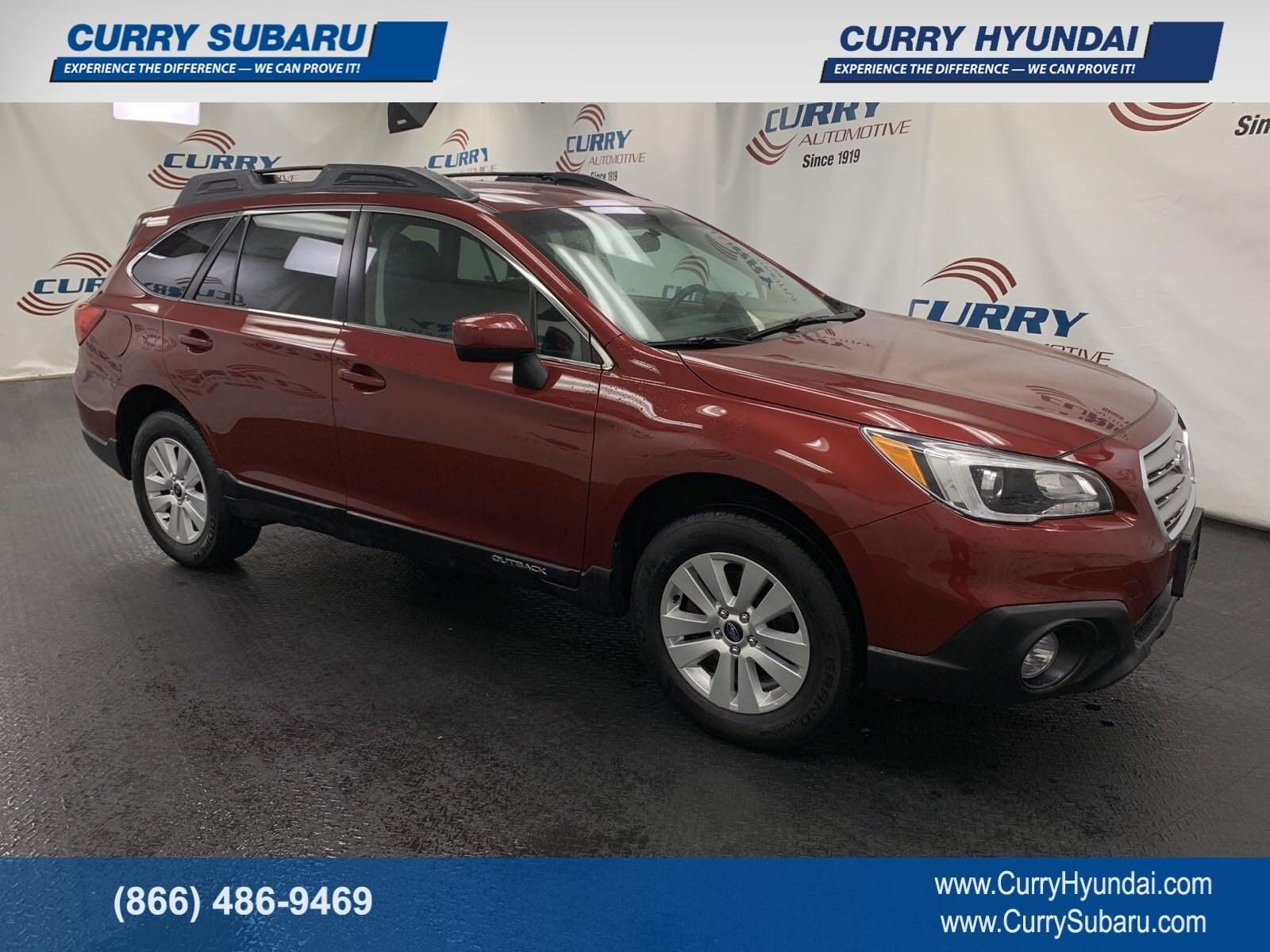 2017 Subaru Outback Premium SUV