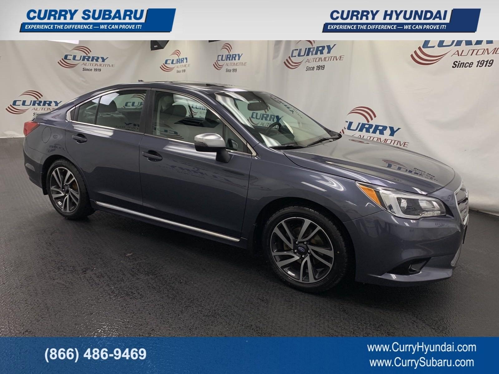 2017 Subaru Legacy Sport Sedan