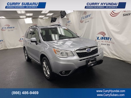 Featured used  2016 Subaru Forester 2.5i Touring SUV for sale in Cortlandt Manor, NY