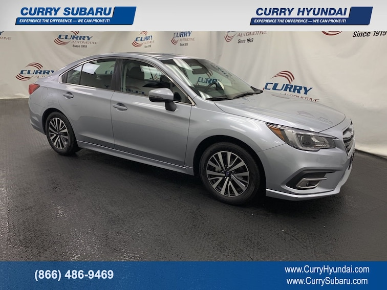 Certified Pre-Owned 2018 Subaru Legacy Premium Sedan In Cortlandt Manor, NY
