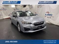 Certified Pre-Owned 2017 Subaru Impreza Sedan 56439SP in Cortlandt Manor, NY