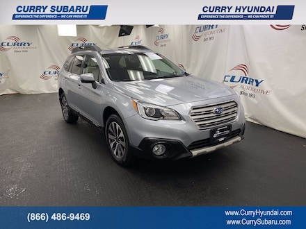 Featured used  2017 Subaru Outback Limited SUV for sale in Cortlandt Manor, NY