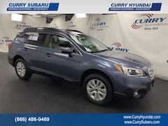Certified Pre-Owned 2016 Subaru Outback 2.5i Premium SUV 55078SP in Cortlandt Manor, NY