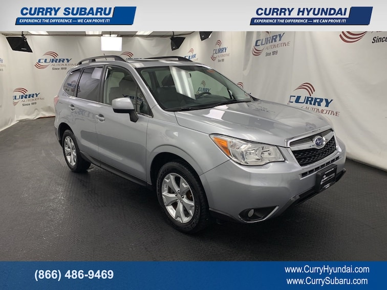 Certified Pre-Owned 2014 Subaru Forester 2.5i Limited SUV In Cortlandt Manor, NY