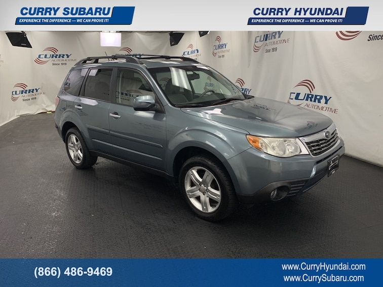 Used 2009 Subaru Forester X Limited SUV For Sale in Cortlandt Manor, NY