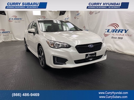 Featured used  2019 Subaru Impreza Sport Sedan for sale in Cortlandt Manor, NY