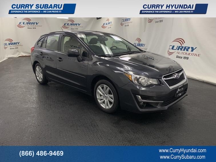 Used 2016 Subaru Impreza 2.0i Premium 5-door For Sale in Cortlandt Manor, NY