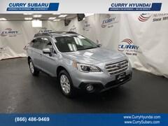 Certified Pre-Owned 2017 Subaru Outback Premium SUV 56035SP in Cortlandt Manor, NY