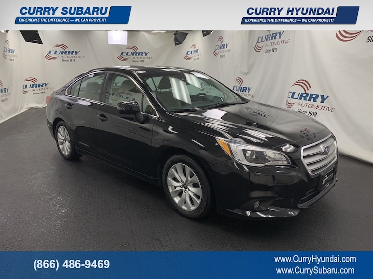 Used 2017 Subaru Legacy Premium Sedan For Sale in Cortlandt Manor, NY