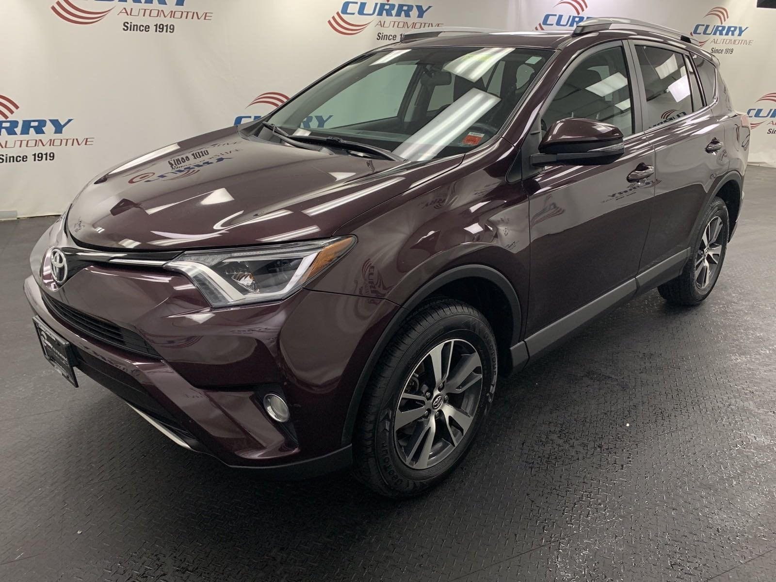 Used 2016 Toyota RAV4 For Sale at Curry Toyota | VIN: 2T3RFREV1GW517604