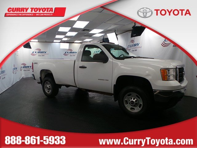 2013 GMC Sierra 2500HD Work Truck Truck