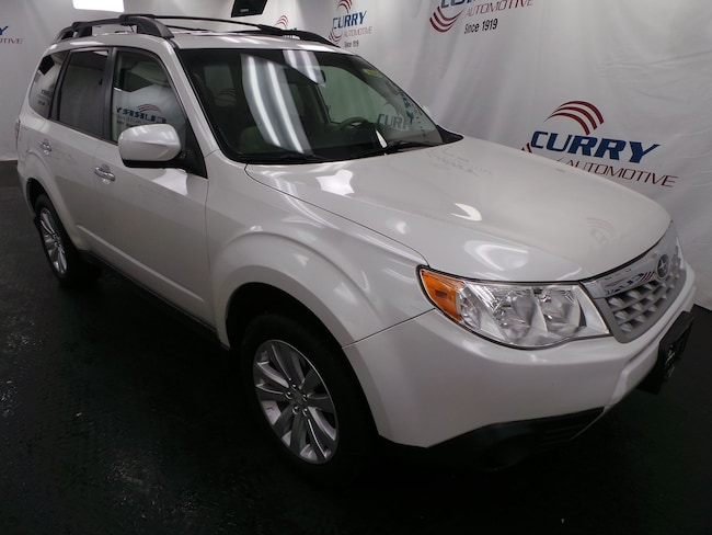 Used 2012 Subaru Forester For Sale Scarsdale Ny